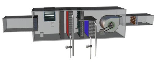AutomatedBuildings.com Review - Free; Over 250 Full Color HVAC and Fire System Illustrations