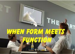 When Form Meets Function