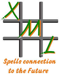 XML Spells Connection to the Future