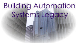 Building Automation Systems Legacy