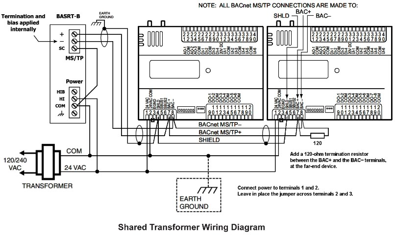 bacnet ms tp wiring diagram   27 wiring diagram images