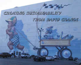 Creating Sustainability From Rapid Change