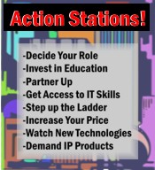 What Next Part IV: Action Stations!